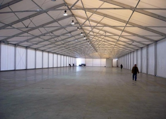 Montované skladované haly